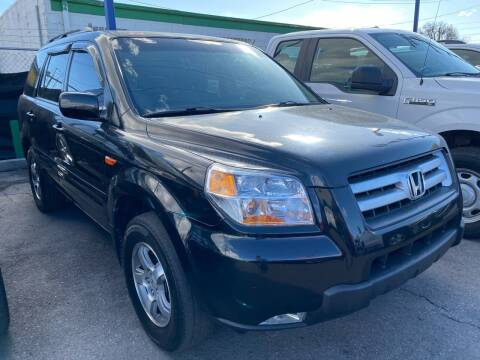 2008 Honda Pilot for sale at New Wave Auto Brokers & Sales in Denver CO