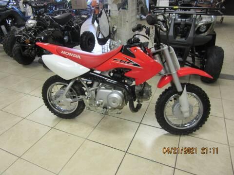 2011 Honda CRF 50 for sale at Trinity Cycles in Burlington NC