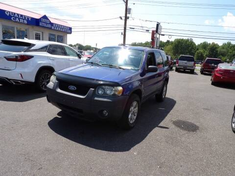 2005 Ford Escape for sale at United Auto Land in Woodbury NJ