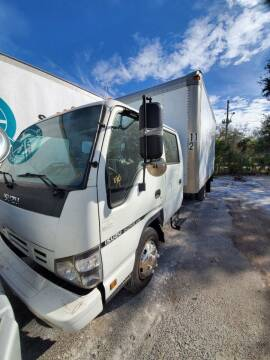 2007 Isuzu NPR for sale at Orange Truck Sales in Orlando FL