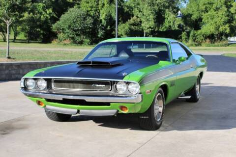 1970 Dodge Challenger for sale at Great Lakes Classic Cars in Hilton NY
