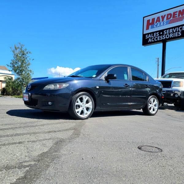 2009 Mazda MAZDA3 for sale at Hayden Cars in Coeur D Alene ID