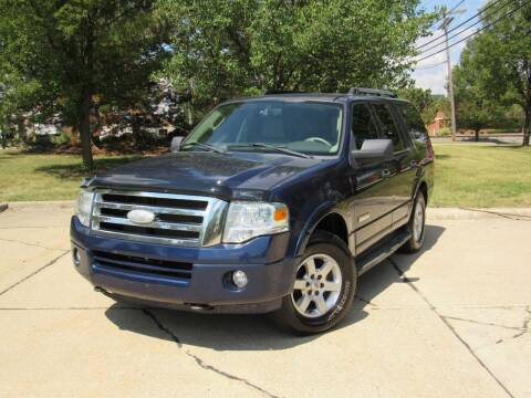2008 Ford Expedition for sale at A & R Auto Sale in Sterling Heights MI
