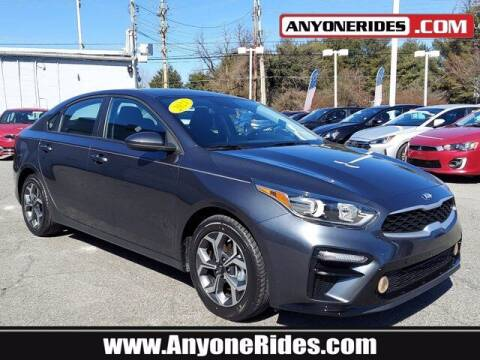 2021 Kia Forte for sale at ANYONERIDES.COM in Kingsville MD