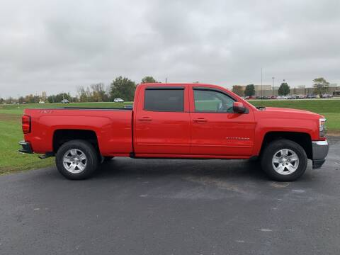 2018 Chevrolet Silverado 1500 for sale at B & W Auto in Campbellsville KY