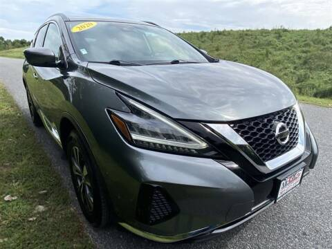 2020 Nissan Murano for sale at Mr. Car LLC in Brentwood MD