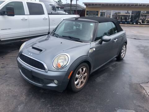 2009 MINI Cooper for sale at Outdoor Recreation World Inc. in Panama City FL