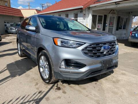 2020 Ford Edge for sale at STS Automotive in Denver CO