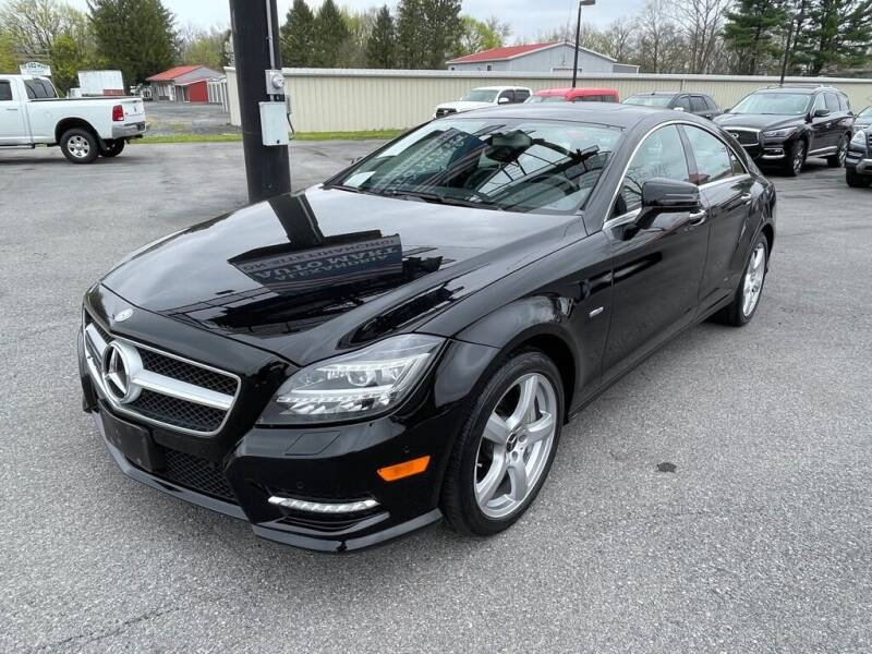 2012 Mercedes-Benz CLS for sale at Alexandria Auto Mart LLC in Alexandria PA