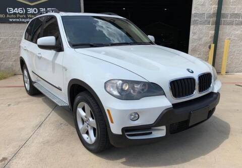 2008 BMW X5 for sale at KAYALAR MOTORS - ECUFAST HOUSTON in Houston TX