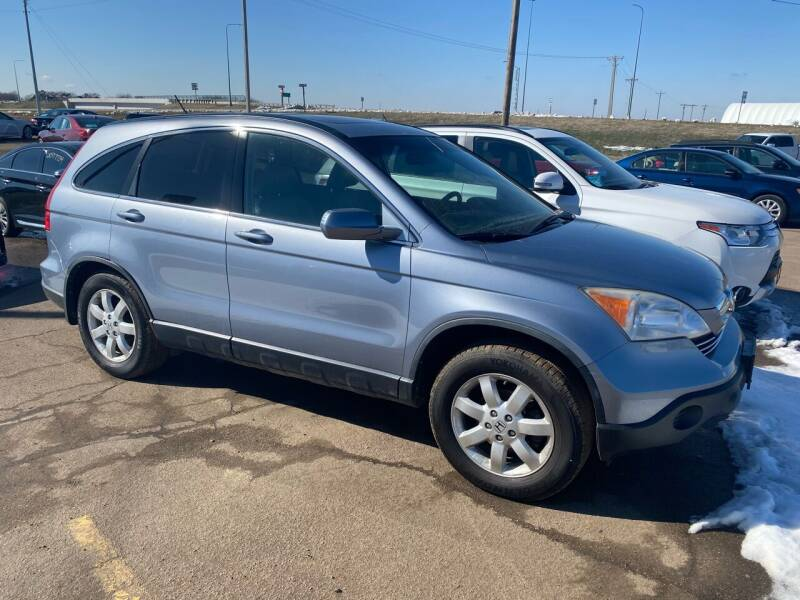 2008 Honda CR-V for sale at BERG AUTO MALL & TRUCKING INC in Beresford SD