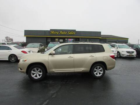 2009 Toyota Highlander for sale at MIRA AUTO SALES in Cincinnati OH