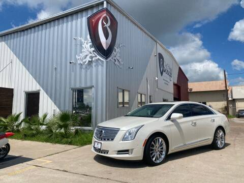 2015 Cadillac XTS for sale at Barrett Auto Gallery in San Juan TX