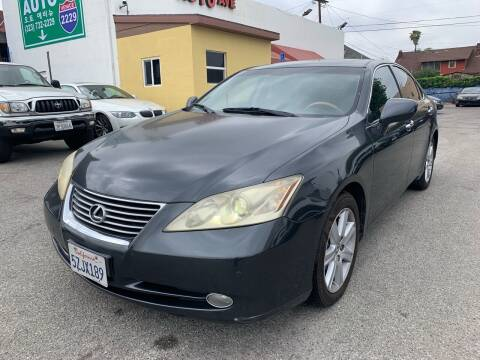 2007 Lexus ES 350 for sale at Auto Ave in Los Angeles CA