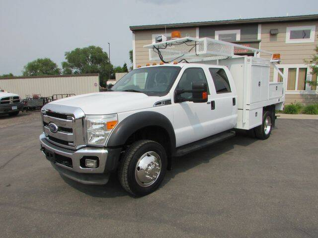 2011 Ford F-550 Super Duty for sale in Saint Cloud, MN