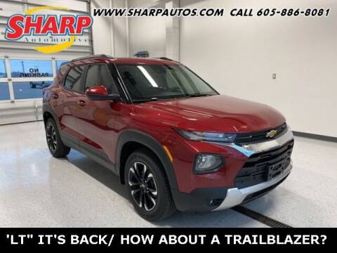 2021 Chevrolet TrailBlazer for sale at Sharp Automotive in Watertown SD