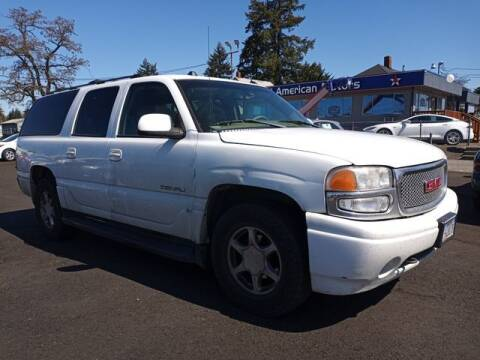 2004 GMC Yukon XL for sale at All American Motors in Tacoma WA