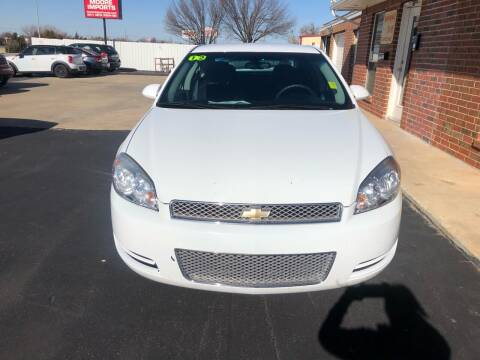 2012 Chevrolet Impala for sale at Moore Imports Auto in Moore OK