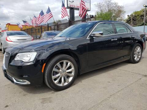 2019 Chrysler 300 for sale at Gus's Used Auto Sales in Detroit MI