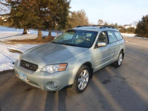 2007 Subaru Outback for sale at HUDSON AUTO MART LLC in Hudson WI
