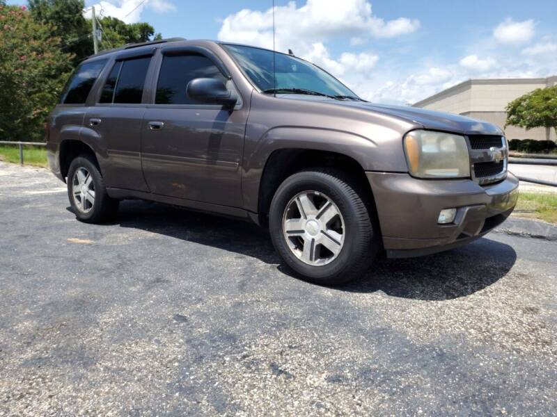 2008 Chevrolet TrailBlazer for sale at Ron's Used Cars in Sumter SC