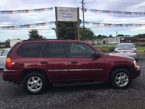 2008 GMC Envoy for sale at Affordable Autos II in Houma LA