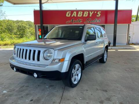 2013 Jeep Patriot for sale at GABBY'S AUTO SALES in Valparaiso IN
