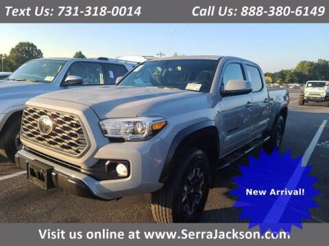 2020 Toyota Tacoma for sale at Serra Of Jackson in Jackson TN