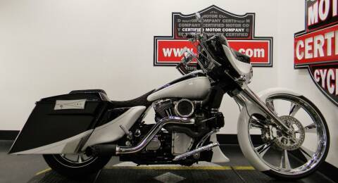 2005 Harley-Davidson Electra Glide for sale at Certified Motor Company in Las Vegas NV