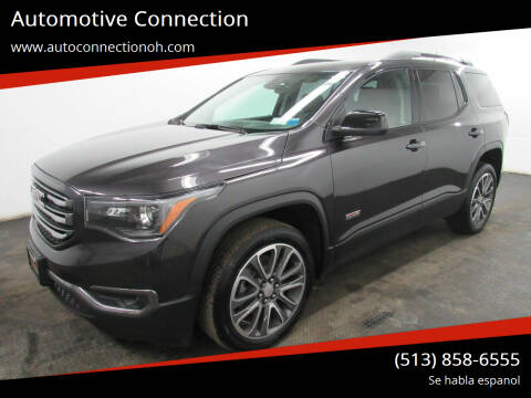 2017 GMC Acadia for sale at Automotive Connection in Fairfield OH