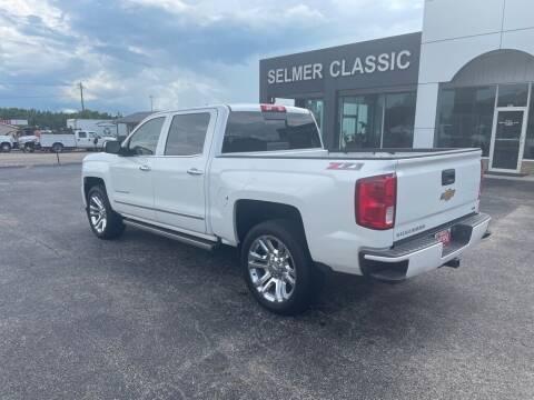 2018 Chevrolet Silverado 1500 for sale at Selmer Classic Cars INC in Selmer TN
