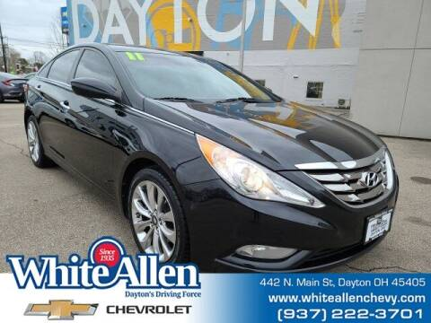 2011 Hyundai Sonata for sale at WHITE-ALLEN CHEVROLET in Dayton OH