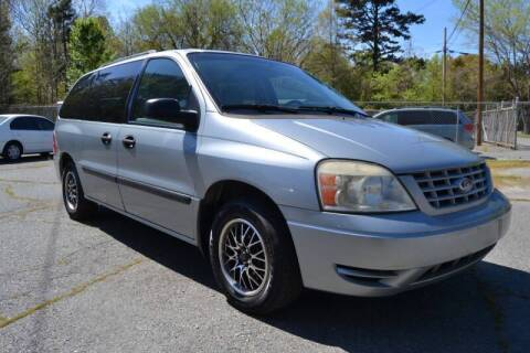2007 Ford Freestar for sale at Victory Auto Sales in Randleman NC