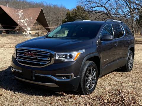 2018 GMC Acadia for sale at TINKER MOTOR COMPANY in Indianola OK