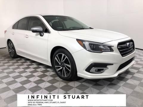 2018 Subaru Legacy for sale at Infiniti Stuart in Stuart FL