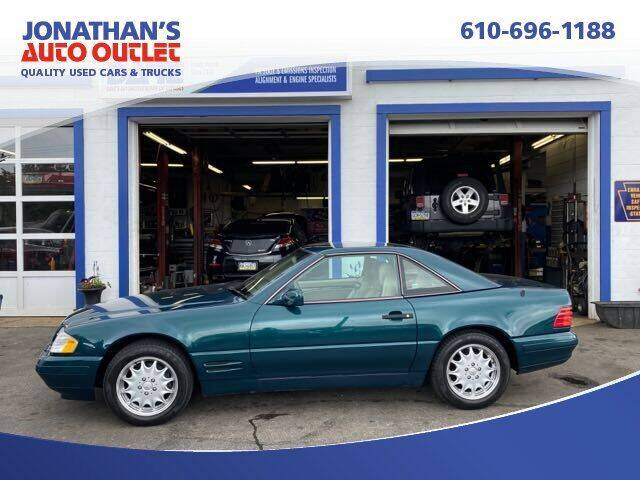 1996 Mercedes-Benz SL-Class for sale in West Chester, PA