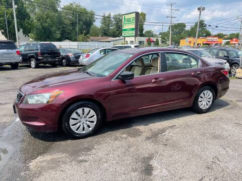 2008 Honda Accord for sale at Affordable Auto Detailing & Sales in Neptune NJ