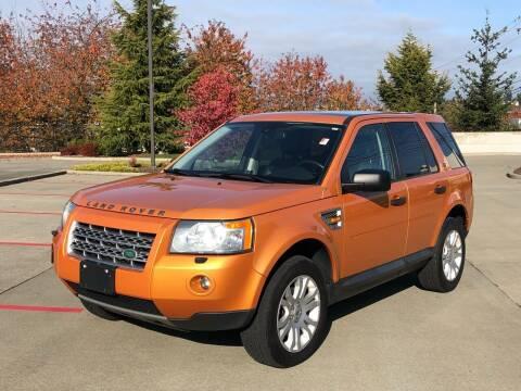 2008 Land Rover LR2 for sale at South Tacoma Motors Inc in Tacoma WA