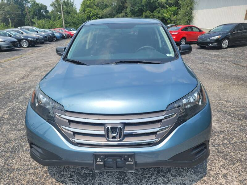 2013 Honda CR-V for sale at BHT Motors LLC in Imperial MO