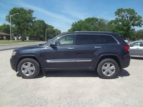 2013 Jeep Grand Cherokee for sale at BRETT SPAULDING SALES in Onawa IA