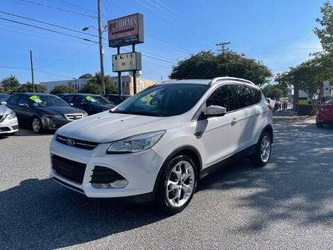 2014 Ford Escape for sale at Autohaus of Greensboro in Greensboro NC