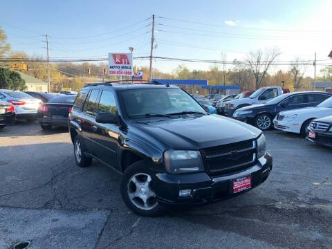 2008 Chevrolet TrailBlazer for sale at KB Auto Mall LLC in Akron OH