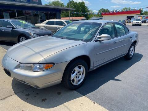 1998 Pontiac Grand Prix for sale at Wise Investments Auto Sales in Sellersburg IN
