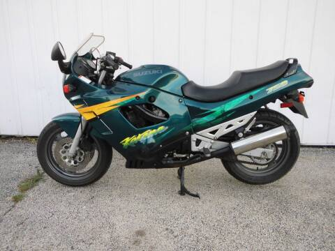 1996 Suzuki GSX750F for sale at Cycle M in Machesney Park IL