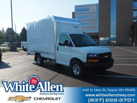 2021 Chevrolet Express Cutaway for sale at WHITE-ALLEN CHEVROLET in Dayton OH