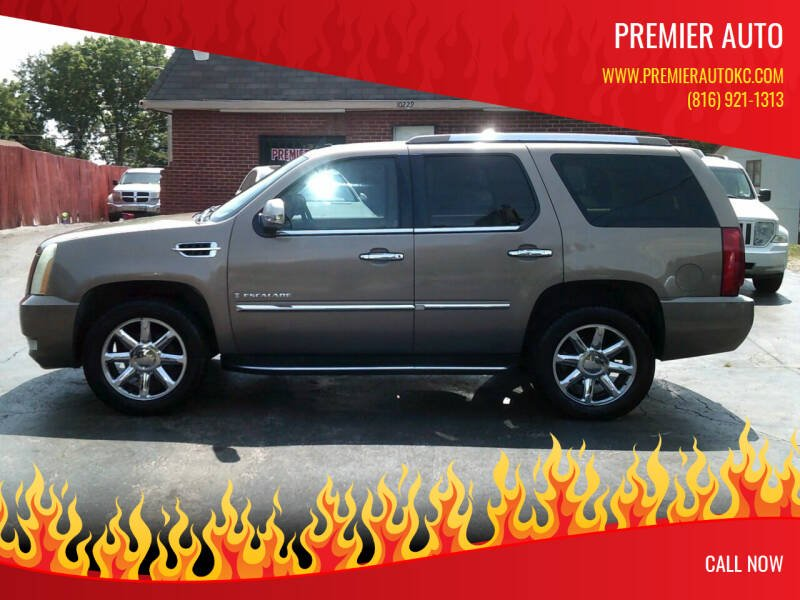 2007 Cadillac Escalade for sale at Premier Auto in Independence MO