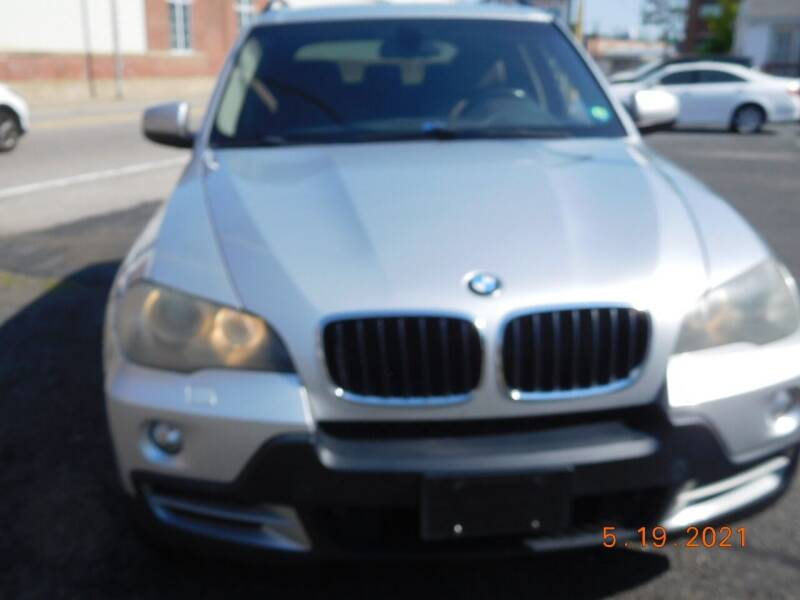 2009 BMW X5 for sale at Southbridge Street Auto Sales in Worcester MA