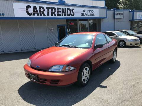 2000 Chevrolet Cavalier for sale at Car Trends 2 in Renton WA