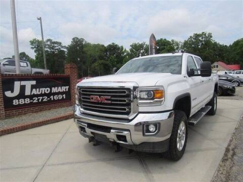 2015 GMC Sierra 2500HD for sale at J T Auto Group in Sanford NC
