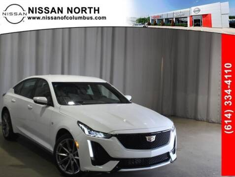 2020 Cadillac CT5 for sale at Auto Center of Columbus in Columbus OH